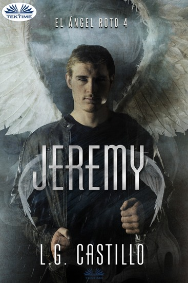 Jeremy (El Ángel Roto 4) - cover