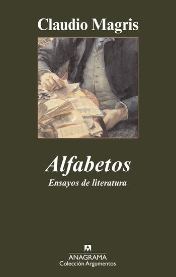Alfabetos - Ensayos de literatura - cover