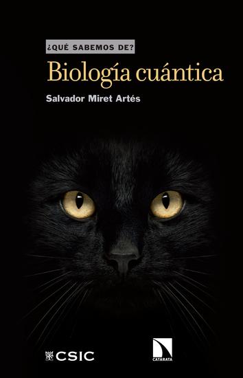 Biología cuántica - cover