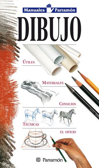 Manuales Parramón: Dibujo - cover