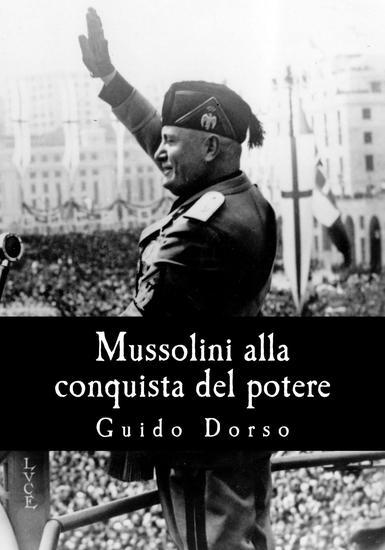 Mussolini alla conquista del potere - cover