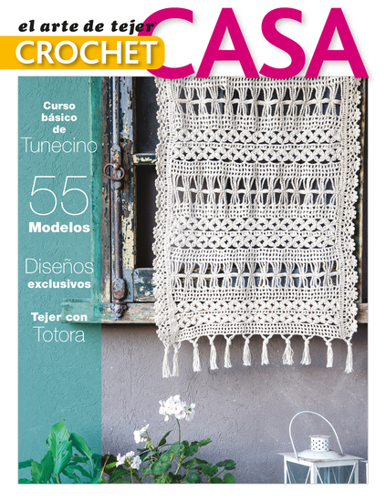 Casa Crochet - cover