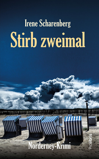 Stirb zweimal - Inselkrimi - cover