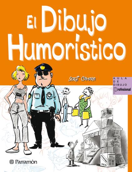 El dibujo humorístico - cover