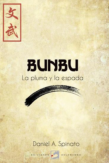 Bunbu La pluma y la espada - cover