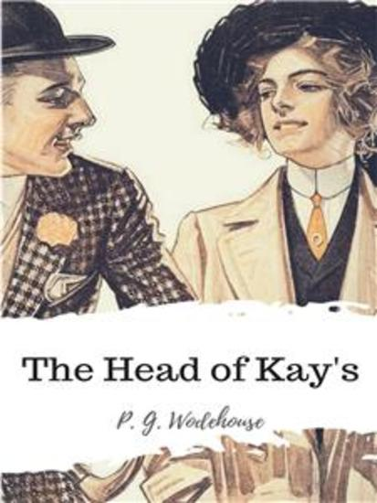 The Head of Kay's - cover