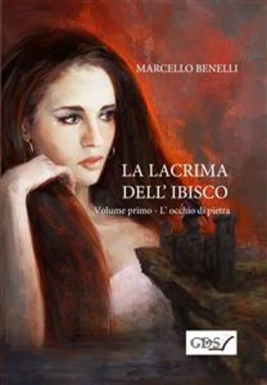 La lacrima dell'ibisco - Libro primo - L'occhio di pietra - cover