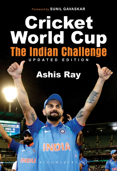 Cricket World Cup - The Indian Challenge (Updated Edition) - cover