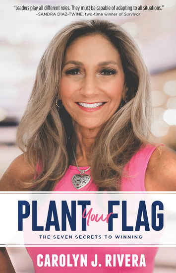 Plant Your Flag - The Seven Secrets to Winning - cover