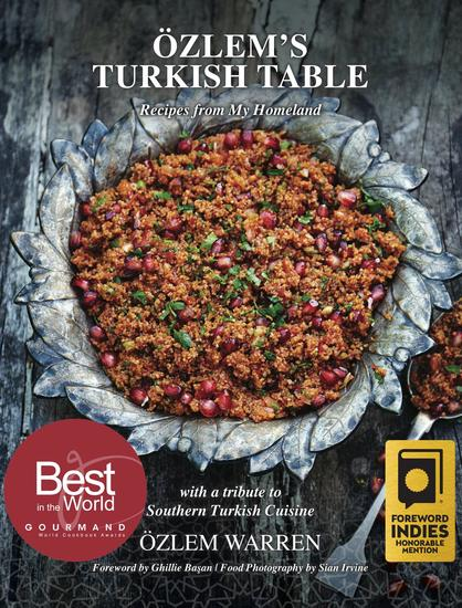 Özlem's Turkish Table - Recipes from My Homeland - cover