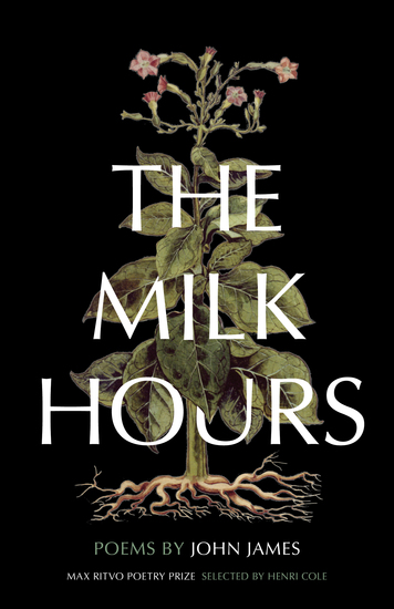 The Milk Hours - Poems - cover