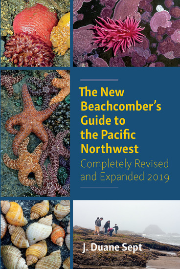 The New Beachcomber's Guide to the Pacific Northwest - cover