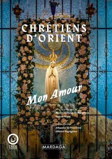 Chrétiens d'Orient - Mon amour - cover