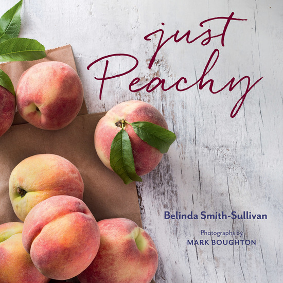 Just Peachy - cover