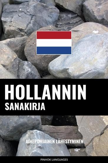 Hollannin sanakirja - Aihepohjainen lähestyminen - cover