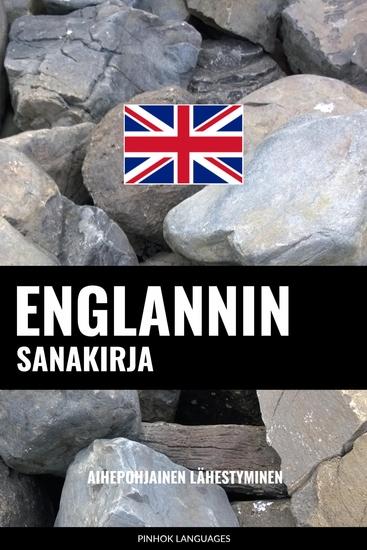 Englannin sanakirja - Aihepohjainen lähestyminen - cover