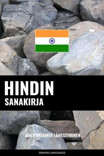 Hindin sanakirja - Aihepohjainen lähestyminen - cover
