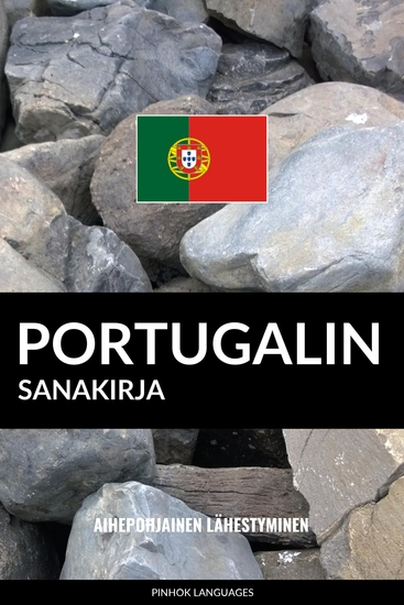 Portugalin sanakirja - Aihepohjainen lähestyminen - cover
