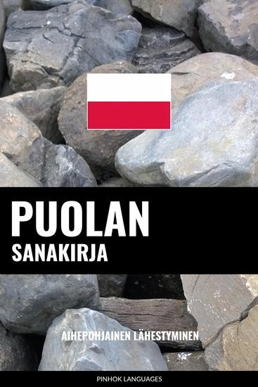 Puolan sanakirja - Aihepohjainen lähestyminen - cover