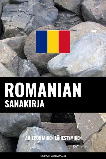 Romanian sanakirja - Aihepohjainen lähestyminen - cover