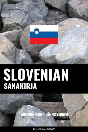 Slovenian sanakirja - Aihepohjainen lähestyminen - cover