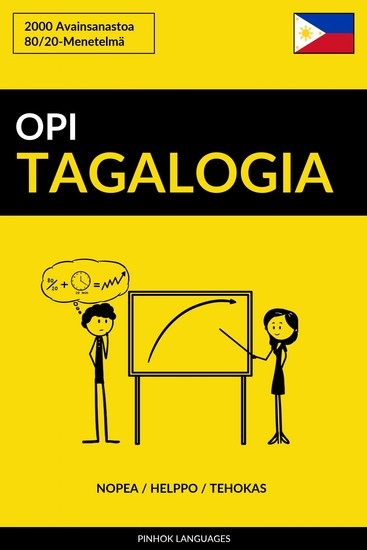 Opi Tagalogia - Nopea Helppo Tehokas - 2000 Avainsanastoa - cover