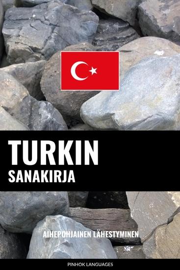 Turkin sanakirja - Aihepohjainen lähestyminen - cover