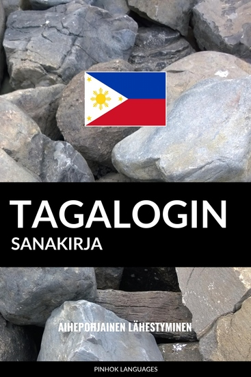 Tagalogin sanakirja - Aihepohjainen lähestyminen - cover