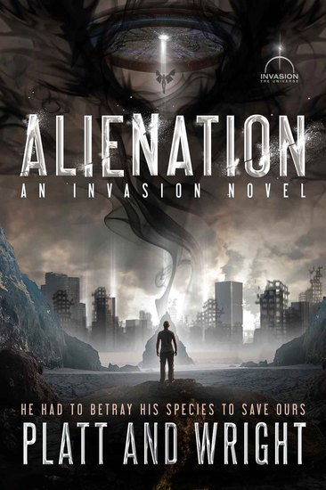 Alienation - An Invasion Novel - cover