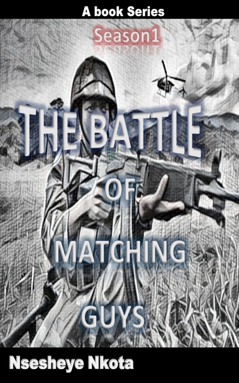 The Battle of Matching Guys - A Book Series - cover