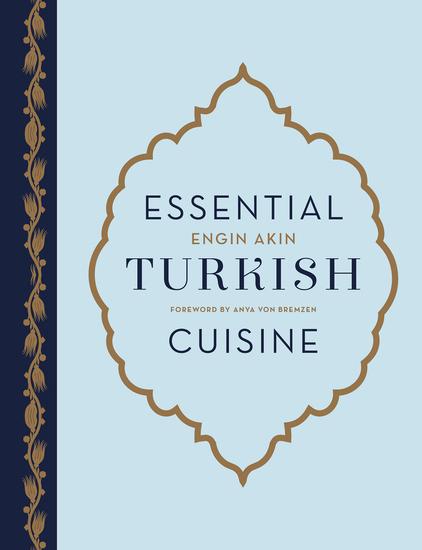 Essential Turkish Cuisine - cover