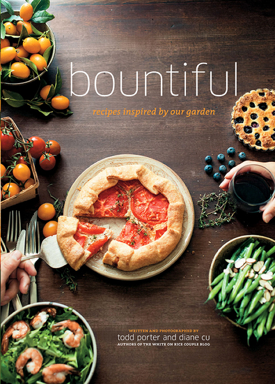 Bountiful - Recipes Inspired by Our Garden - cover