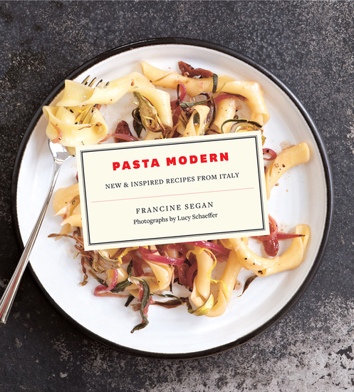 Pasta Modern - New & Inspired Recipes from Italy - cover