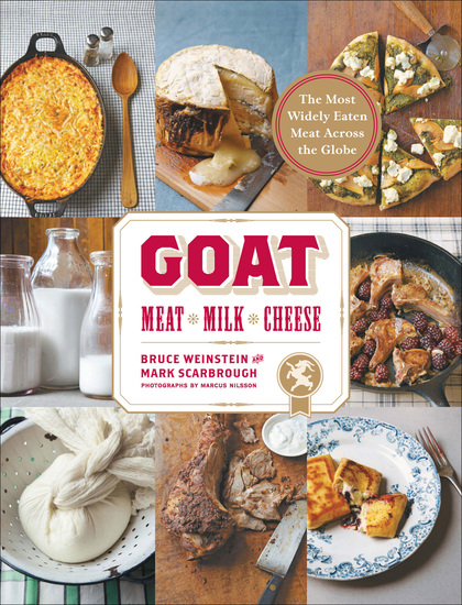 Goat - Meat Milk Cheese - cover