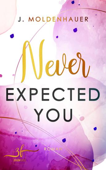 Never Expected You - cover