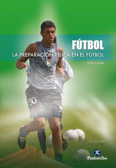 La preparación física en el fútbol - cover
