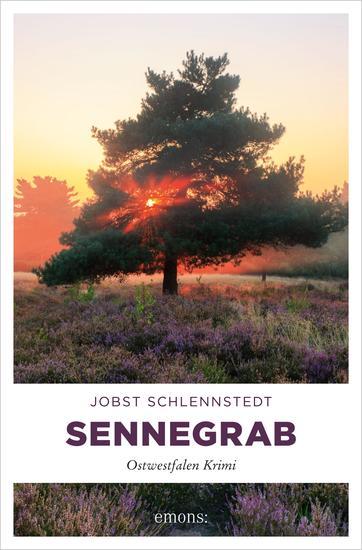 Sennegrab - Ostwestfalen Krimi - cover