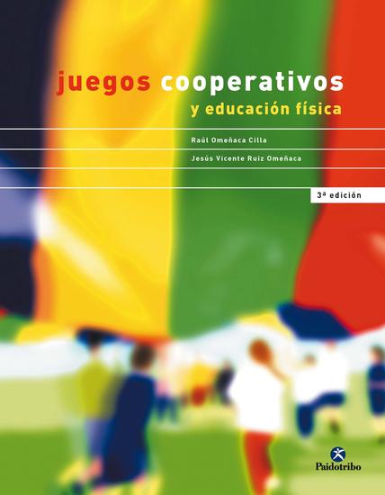 Juegos cooperativos y educación física - cover