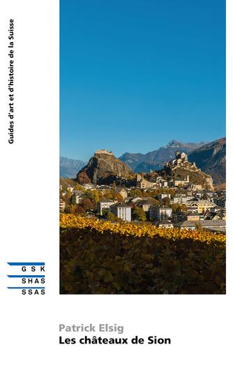 Les châteaux de Sion - cover
