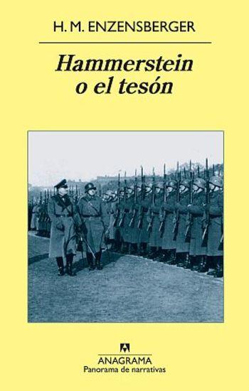 Hammerstein o el tesón - Una historia alemana - cover
