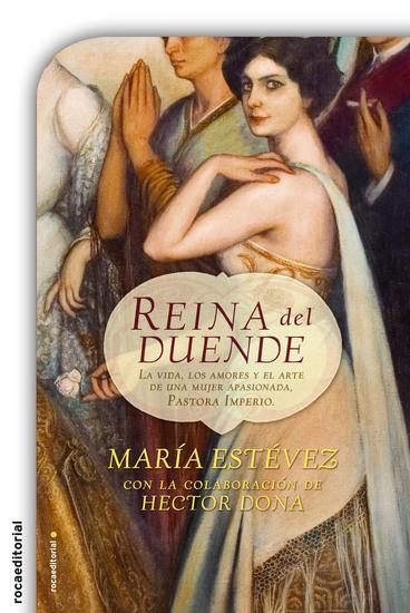 Reina del duende  - cover