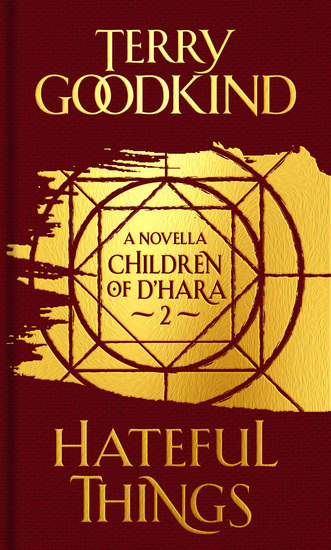 Hateful Things - The Children of D'Hara episode 2 - cover