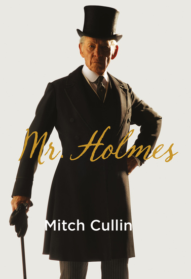 Mr Holmes - cover