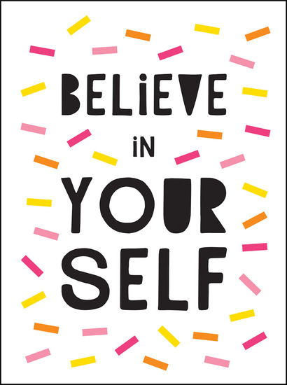 Believe in Yourself - Uplifting Quotes to Help You Shine - cover