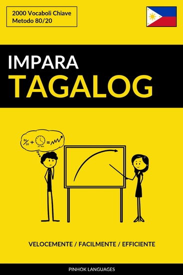 Impara il Tagalog - Velocemente Facilmente Efficiente - 2000 Vocaboli Chiave - cover