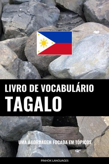 Livro de Vocabulário Tagalo - Uma Abordagem Focada Em Tópicos - cover
