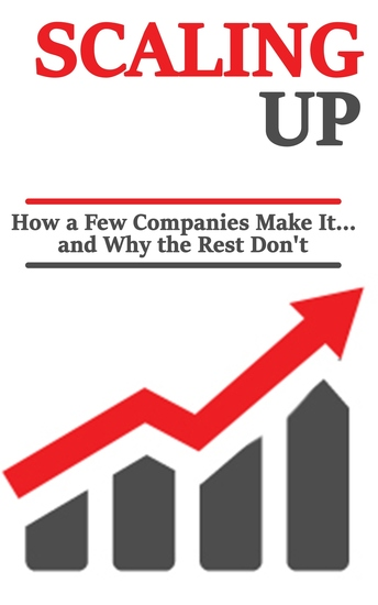 Scaling up - How a Few Companies Make It And Why the Rest Don't - cover