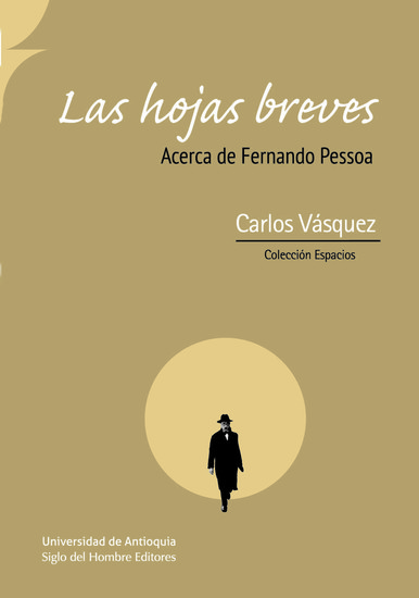 Las hojas breves - Acerca de Fernando Pessoa - cover