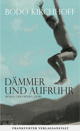 Dämmer und Aufruhr - Roman der frühen Jahre - cover