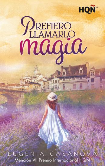 Prefiero llamarlo magia - (Mención VII Premio Internacional HQÑ) - cover
